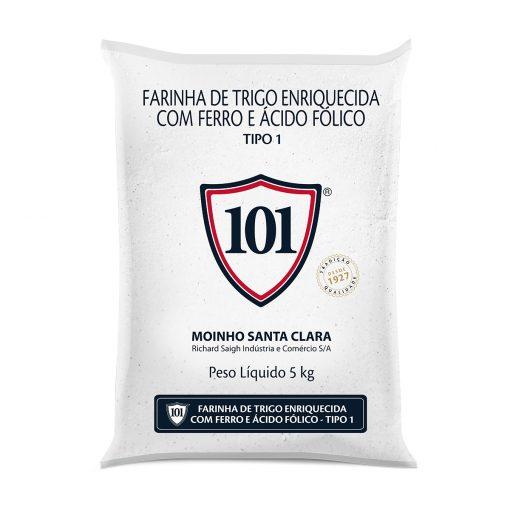 Farinha de Trigo 101 – 00019