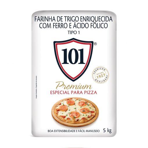 Farinha de Trigo para Pizza 101 Premium - 09634