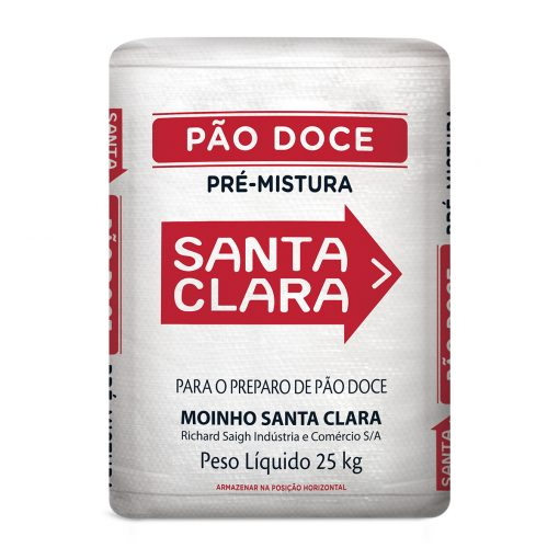 Pré-mistura para Pão Doce - Santa Clara - 00716