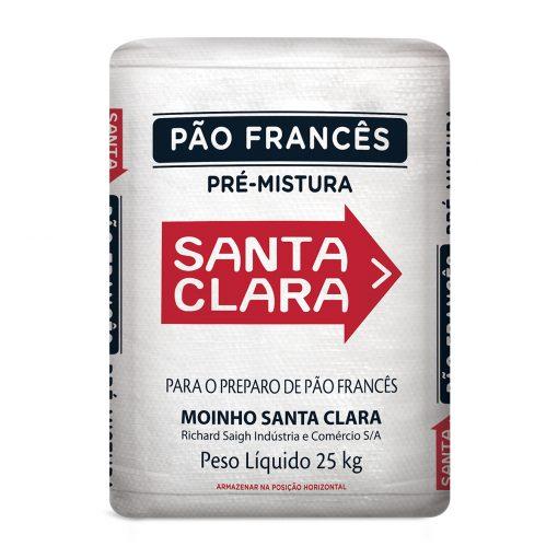 Pré-mistura para Pão Francês - Santa Clara -00040