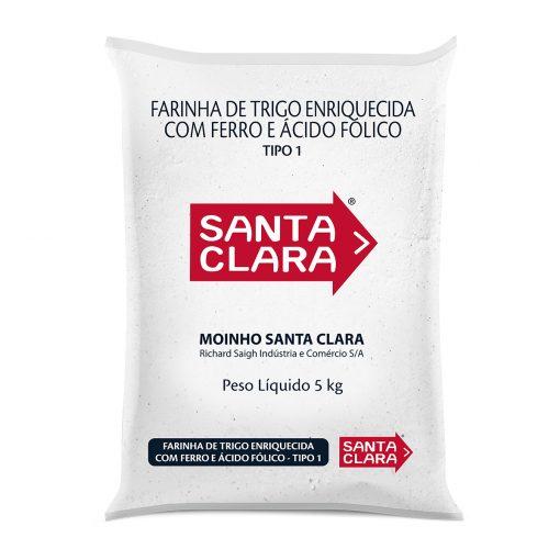Farinha de Trigo Santa Clara - 00264