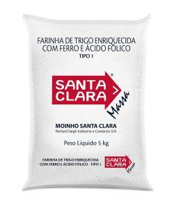 Farinha de Trigo Santa Clara Massas- 04208